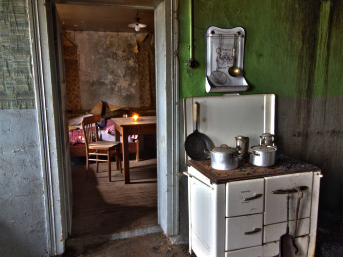 Kitchen (Maison Barbellen)