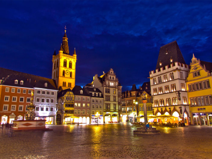 City of Trier – One of the first photos with new camera
