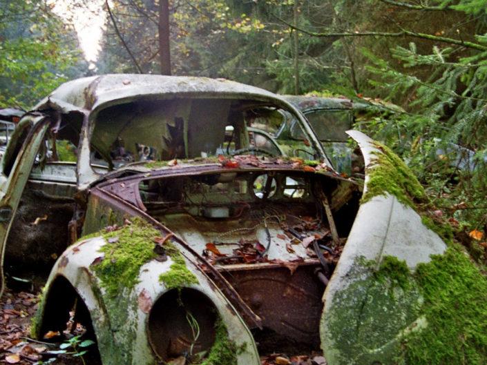 VW (Car cemetery Châtillon)