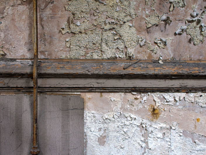The Wall (Bureau Central de Wendel)