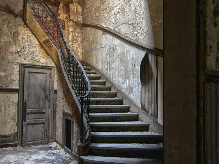 Stairs (Bureau Central de Wendel) © ALL RIGHTS RESERVED